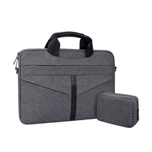 Hand the Interior Package of Laptop Shoulder Bag MacBook Apple 15.6 Pro Customizable Logo