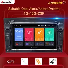 2 din Android 11 samochodowy odtwarzacz dvd dla Opel Vectra C Zafira B Corsa D C Astra H G J Meriva Vivaro multimedialna nawigacja RadioGPS tanie tanio Josmile CN (pochodzenie) podwójne złącze DIN 45W*4 System operacyjny Android 10 0 VIDEO CD JPEG plastic amp metal 1024*600