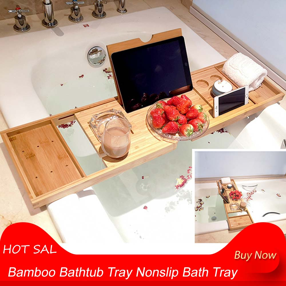 Bathtub desk Bathtub Tray Caddy