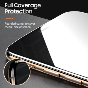 Image 2 - Benks Dust Prevention Screen Protector For iPhone 11/11Pro/11ProMax/Xr/Xs Max Full Coverage Anti Blue Litght Tempered Glass Film