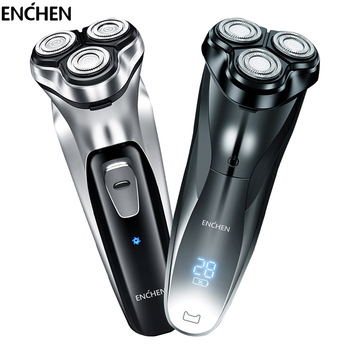 ENCHEN BlackStone Face Shaver For Men Rechargeable 3D Floating Electric Shaving Machine Beard Trimmer 1