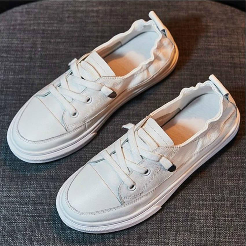 2019 Women Platform Flat Shoes Comfy