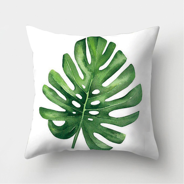 Floral Printed Cushion Cover 6