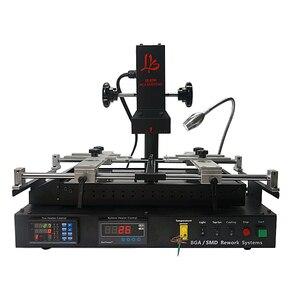 Image 2 - LY IR8500 V2 BGA 재 작업 스테이션 (PCB 브래킷 포함) 솔더 볼 스텐실 용접 플럭스 업그레이드 IR6000 IR6500 모바일 수리