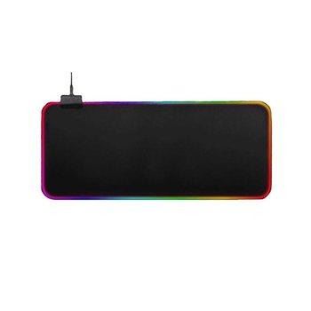 1 Pcs Colorful Rgb Luminous Symphony Mouse Pad Gaming Large