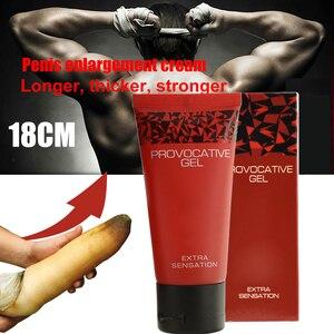Original Provocative Gel Herbal Big Dick Penis Enlargement Cream Sex Sexual Pleasure Growth xxl Oil Increase Xxl Cock Size Pills