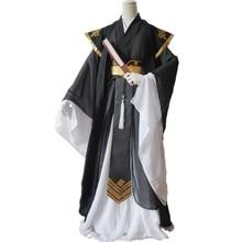 Nie HuaiSang Cosplay arcymistrz demonicznej uprawy kostium założyciel diabolizmu chiński kostium MO DAO ZU SHI pełny zestaw