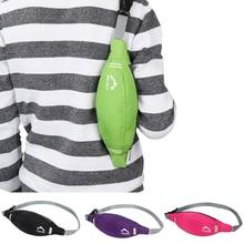 Mobile-Phone-Belt Running-Bag Sports-Pockets Waterproof Tactical Outdoor Anti-Theft Unisex
