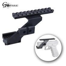 Крепление для прицела Пикатинни glock 17 19 20 22 23 30 32