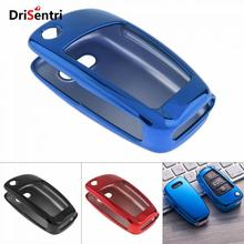 TPU Folding Car Key Case Protector Holder for Audi A1 / A2 A3 Q2 Q3 S3