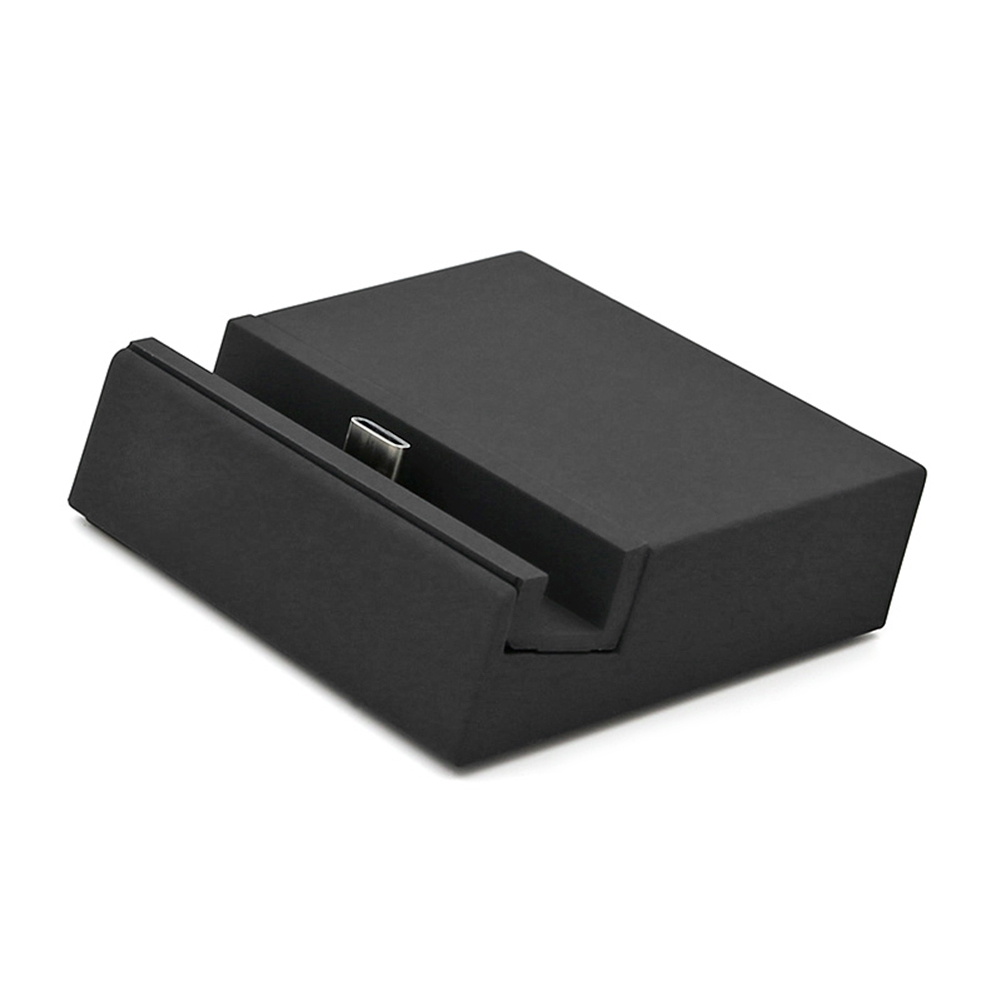 USB 3.1 Type-C Charger Base Station Cradle Smart Phone Charging Stand Power Dock Personal Mobile Phone Accessory