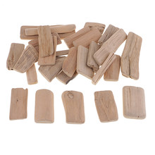 Cadre de tranche en bois 250g | Artisanat de bois de drifhair, décors de remplissage de Vase pour artisanat, bricolage