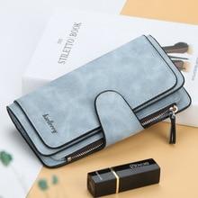 Luxury Wallets Women Wallet Designer Female Long Section Buckle Coin Purse Clutch Bags Card Bag