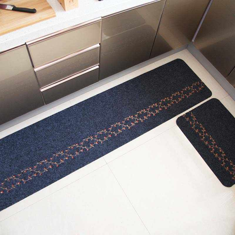 Rug For Kitchen Oilproof Indoor