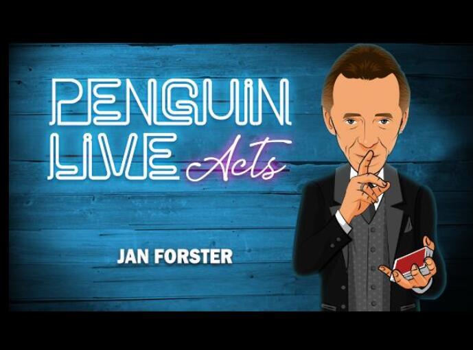 2018 Jan Forster Penguin Live ACT