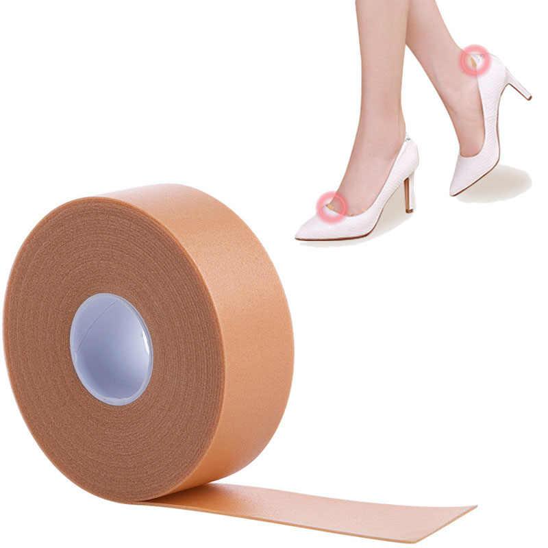Multi-purpose pé impermeável calcanhar adesivo espuma fita resistente ao desgaste sapatos de salto alto remendo pé