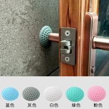1 pcs Protection Baby Safety House Door BlockAnti-Collision Wall Pad Corner Protector Guard Mat Doorknob Mute Wholesale