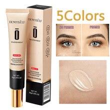 Novo controle de óleo rosto primer borrão poroso rosto primer poro-minimizar primer pele suave creme de rosto maquiagem base gel cosméticos
