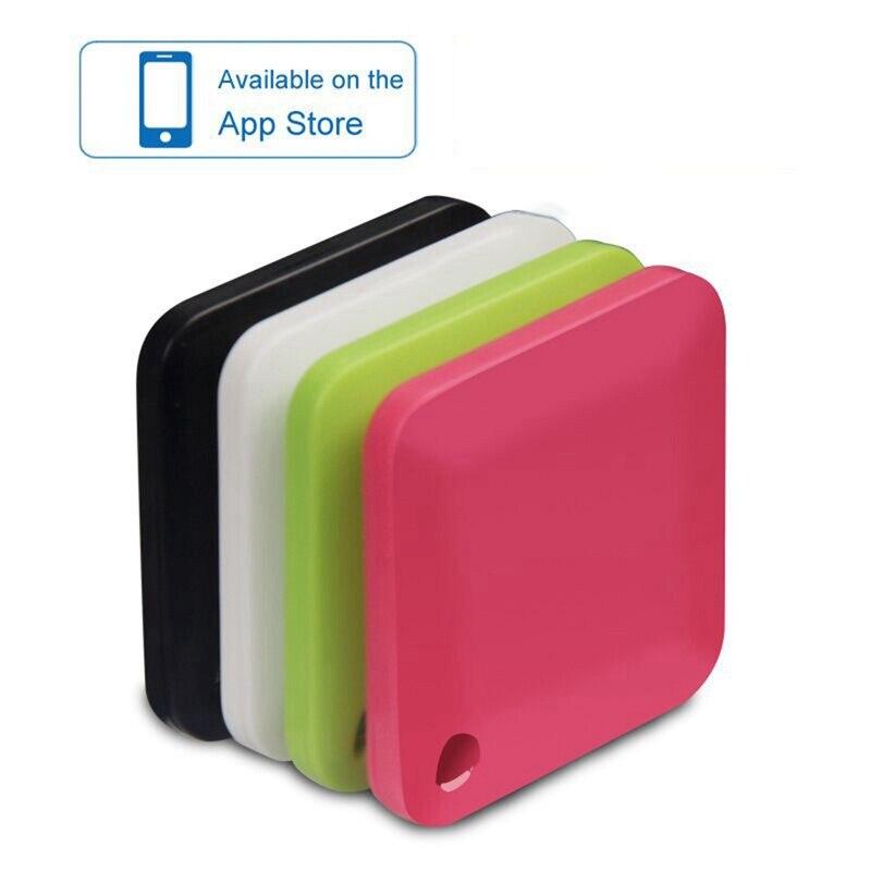 1 unidad Mini rastreador Bluetooth localizador GPS etiqueta cartera con alarma clave Perro Rastreador Anti-Pérdida Mini rastreador inteligente tamaño Cargador inteligente de batería MiBoxer C4 doble AA Max 2.5A/ranura Super rápido 18650 14500 26650 función de carga de descarga