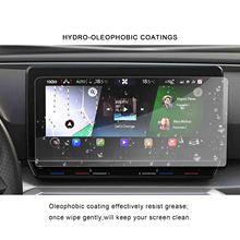 RUIYA Car PET Screen Protector For Leon MK4 Navi system 10 Inch 2020 GPS Navigation Touch Center Display Auto Interior Accessory