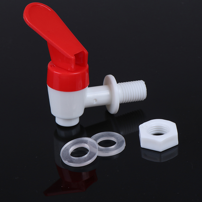 Glass Wine Bottle Plastic Faucet Jar Wine Barrel Water Tank Faucet With Filter Wine Valve Water Dispenser Switch Tap Bibcock