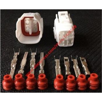 Sumitomo 6180-4771 6188-0004 4 Pin MT090 запечатанный мотоциклетный разъем, гнездовой разъем для автомобильного провода, 5 набор