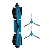 Peças de substituição da escova lateral principal para cocotec conga 3090 aspirador pó robô|Peças p/ aspirador de pó| |  -