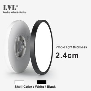 Image 3 - Светодиодная панельная лампа высокой мощности, 36 Вт, 45 Вт, D480, D600, 220 В, домашнее освещение, 5000K, лампы для гостиной, ультратонкая панельная лампа для поверхностного монтажа
