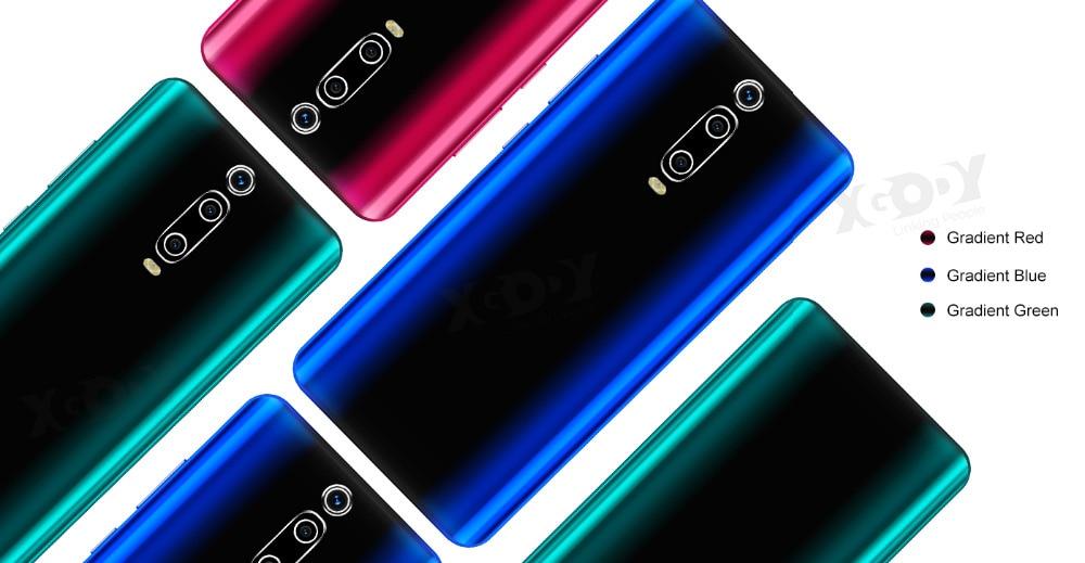 Hf832728e429d4419bb6729bf679c21c0F XGODY 3G Mobile Phone 9T 1GB 4GB 6.26'' QHD Screen MTK6580 Quad Core Android 9.0 Waterdrop Full Screen 2800mAh Smartphone