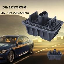 51717237195 para BMW 1 3 5 6 7 série X1 E81 E82 E90 F10 F13 F01 F10 F07 F02 E84 Jack Pad Com Suporte de Carro Pad Carro De Elevação