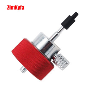 Image 4 - Airsoft Magazin Propan Grün Gas Nachfüllen Lade Adapter Adapter mit Silikon Öl Port