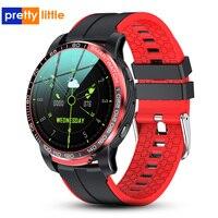 Neue LW20 Smart Uhr Männer Bluetooth Anruf Blutdruck 24 stunden Herz Rate Fitness Tracker Smartwatch Multi-modus sport watchs