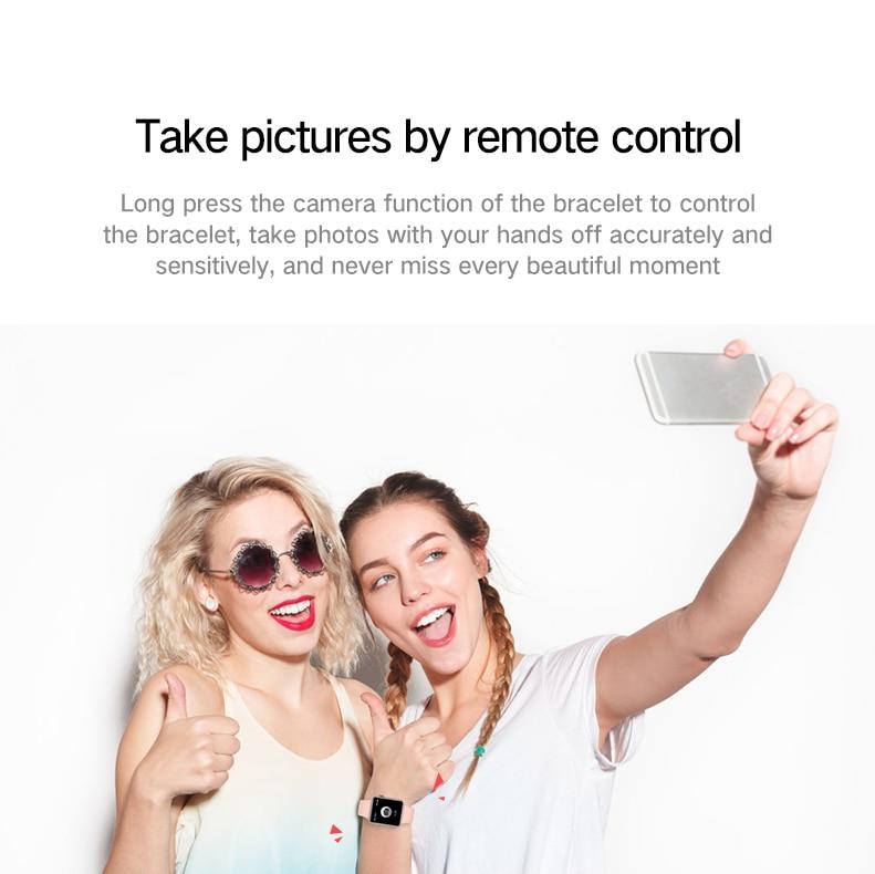 Vwar série 5 montre intelligente 42mm étui pour Apple IOS Xiaomi téléphone moniteur de fréquence cardiaque 50 + visages Smartwatch VS iwo 13 Max T500 IWO12 - 6