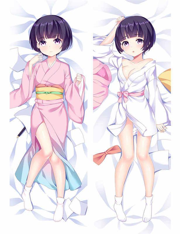 Anime Dakimakura Eromanga Sensei Izumi Sagiri Hugging Body Pillow Cases Cover