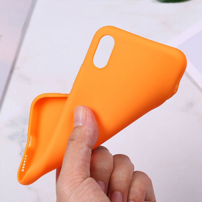 Silicone-Case-For-iPhone-11-Pro-Max-Case-Soft-TPU-Back-Matte-Color-Phone-Cases-For(5)