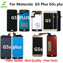 Écran tactile pour Moto G5 PLUS G5S G5S PLUS écran tactile LCD numériseur pour Motorola G5 PLUS G5S G5S PLUS LCD