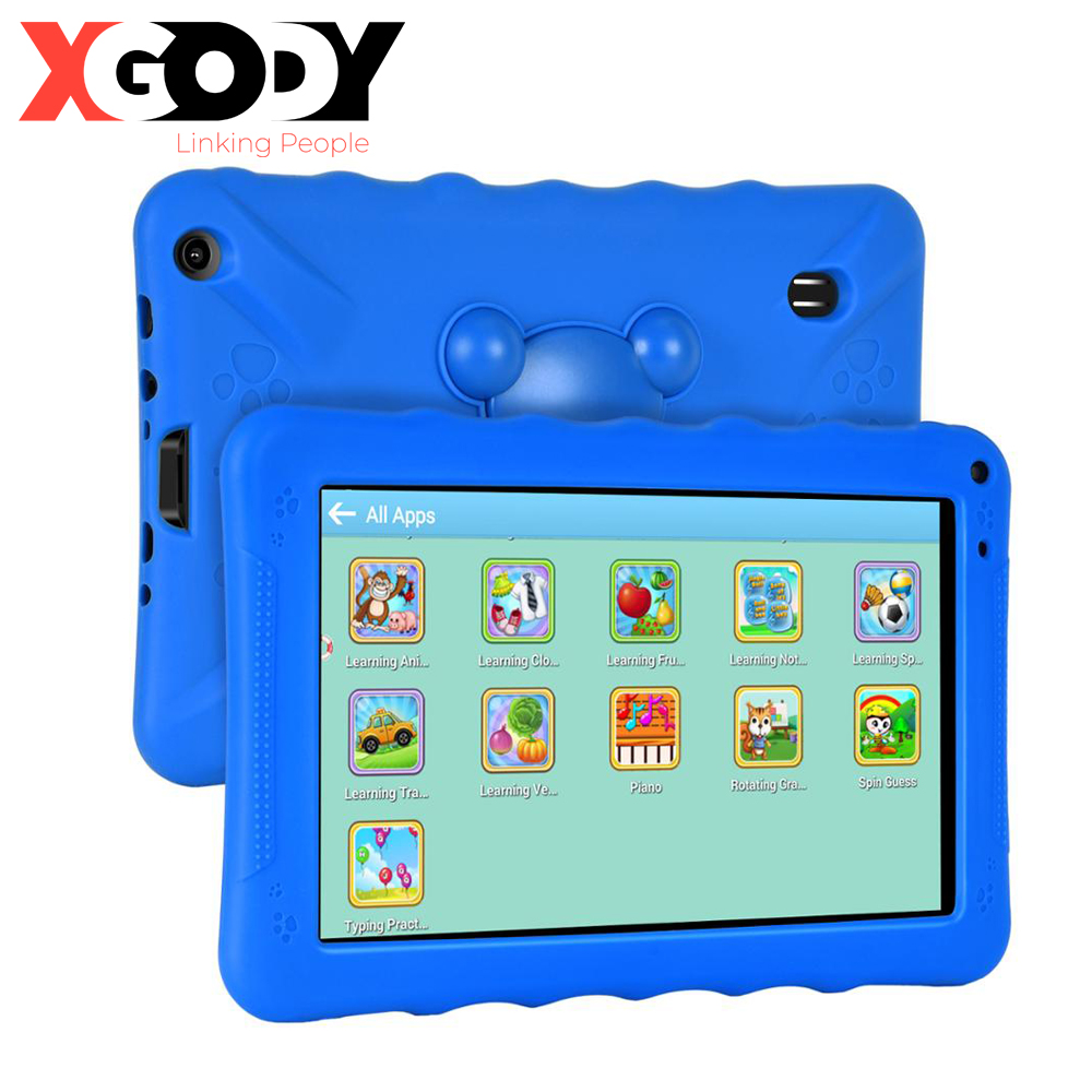 2019 New Tablet Christmas Gift Android 6.0 Octa Core 1GB RAM 16GB ROM 3200mA WiFi 9-inch Tablet To Send Children's Educational