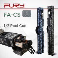 FURY Pool Cue Case 5 Holes High Quality Portable And Shoulder Slung Camouflage Cue Case Professional Billiard Accessories 2019