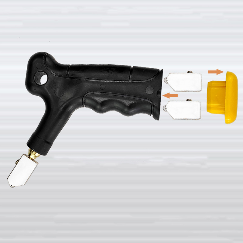 Newest Hand-Held Glass Tile Opener User-friendly Wear Resistant Quickly Break Tiles