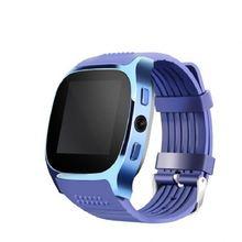 Хит продаж новые Смарт часы t8 с bluetooth вставляемые в Мультяшные