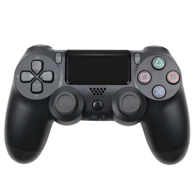 Bluetooth Gamepad and Wireless Game controller with Audio Function for PS4 and PS3 20