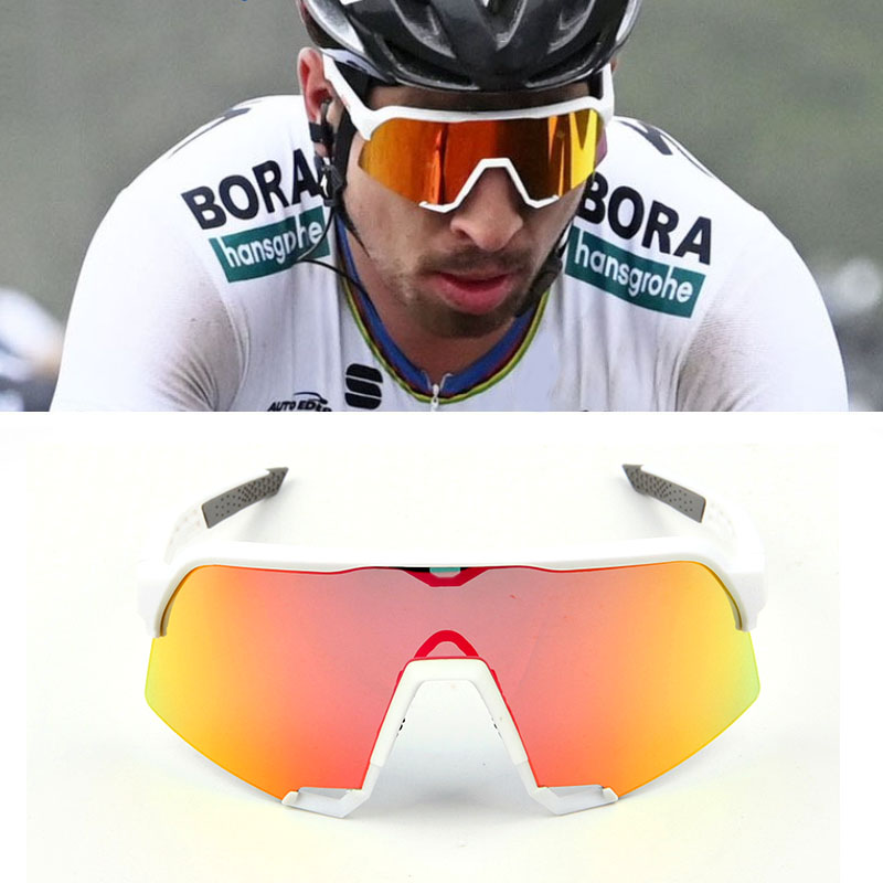Bike Glasses Eyewear Bike-Accessories Mountain-Bike Goggles-S-3 Sports UV400 title=