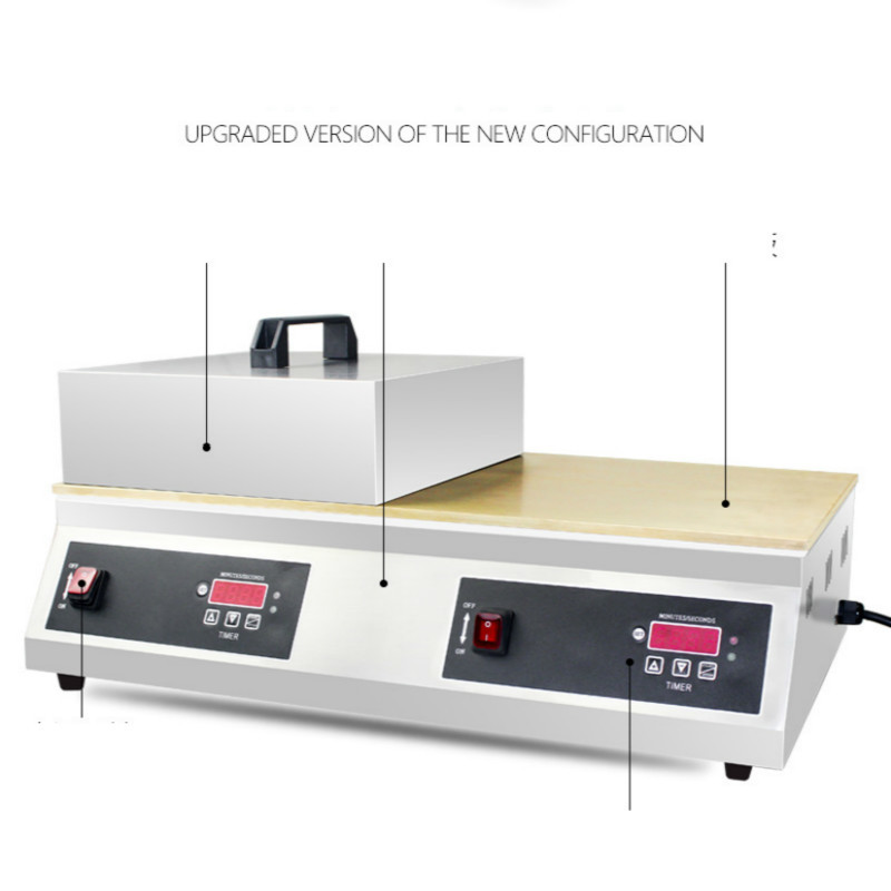 Songhua Cake Machine Copper Plate Burning Intelligent Digital Display Network Red Shuflei Machine Snack Baking Machine Milk