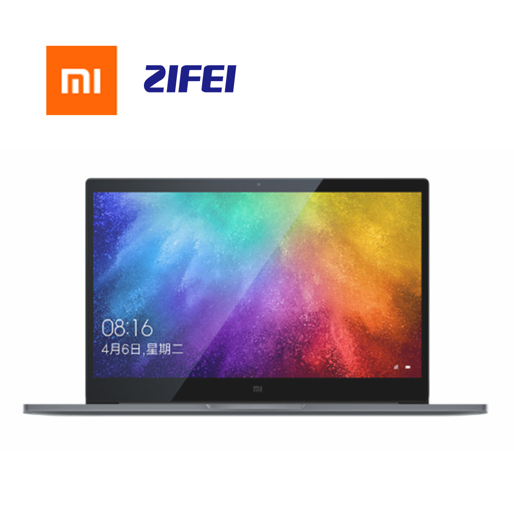 Xiaomi Laptop Air 13.3′′ 2019 Intel I7/i5 Cpu 512G/256G SSD GTX 1050 Max-Q 16GB/8GB RAM Ultra-thin Notebook Computer