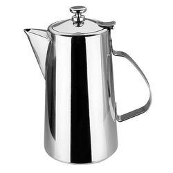 Dzbanek ze stali nierdzewnej dzbanek do wody z pokrywką do kawy z mlekiem|Dzbanki do kawy|Dom i ogród -