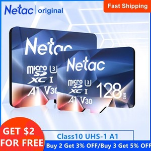 Netac P500 A1 Memory Card 64GB