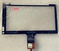 Nieuwe zwarte touch screen Voor ROADSTAR DH-7070ML Auto navigatie GPS touch screen panel reparatie vervanging onderdelen