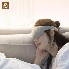 Xiaomi Mijia Ardor 3D göz maskesi hiçbir elektromanyetik radyasyon sıcak buhar açık seyahat uçak kapak körü körüne 3D