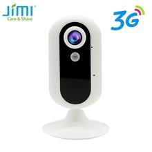 Jimi nowa kamera ochrony GM01N 3G 30 dni darmowe przechowywanie w chmurze rozmowa dwukierunkowa wykrywanie ruchu ustawienie strefy alarmowej wyczyść kamera