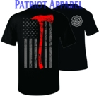 Thin Red Line Flag A...